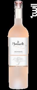 La Marouette Prestige - Jacques Frelin - Terroirs Vivants - 2020 - Rosé