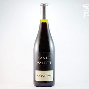 Antonyme - Domaine Canet-Valette - 2017 - Rouge