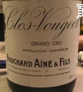 Clos-Vougeot - Grand Cru