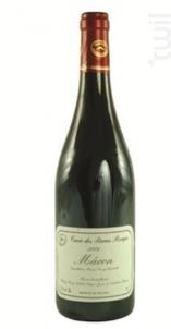 Mâcon Cuvée des Pierres Rouges - Domaine Henry Fessy - 2014 - Rouge