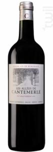 Les Allées de Cantermerle - Château Cantemerle - 2013 - Rouge