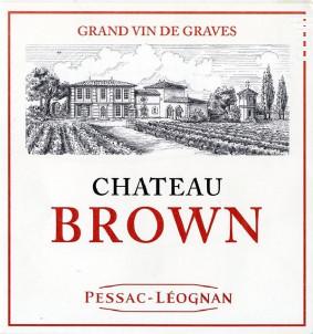 Château Brown - Château Brown - 2016 - Blanc