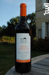 CHÂTEAU PRIEURE CANTELOUP - Château Prieuré Canteloup - 2012 - Rouge