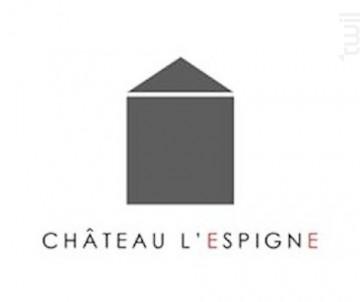 IGP Vallée du Paradis - Château L'Espigne - 2014 - Rouge
