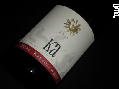 Ka - Domaine Kreydenweiss - Vallée du Rhône - 2013 - Rouge