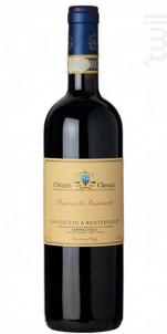 Chianti classico Riserva Baroncole - San Giusto a Rentennano - 2012 - Rouge