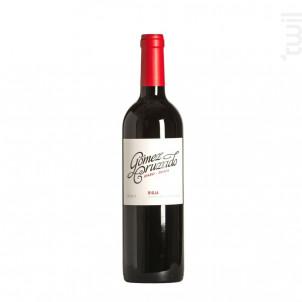 Rioja Crianza - GOMEZ CRUZADO - 2014 - Rouge