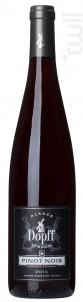 Pinot Noir de Riquewihr - Dopff Au Moulin - 2017 - Rouge