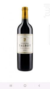 Connétable de Talbot - Château Talbot - 2016 - Rouge