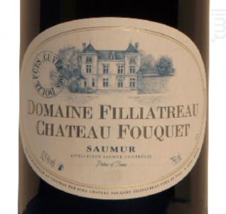 Château Fouquet Cuvée des 12 Fûts - Domaine Filliatreau - 2011 - Rouge