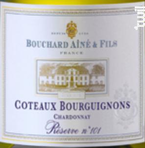 Coteaux Bourguignons - Bouchard Aîné et Fils - 2015 - Blanc