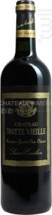 Château Trotte Vieille - Château Trottevieille - 2018 - Rouge