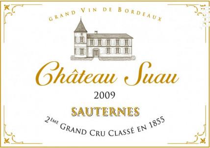 Château Suau - Château Suau - 2005 - Blanc