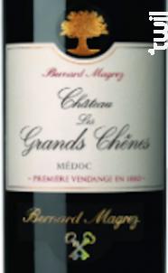Château les Grands Chênes - Bernard Magrez- Château les Grands Chênes - 2011 - Rouge