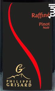 Raffiné - Maison Philippe Grisard - 2019 - Rouge
