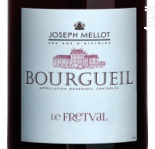 Bourgueil - Le Fretval - Vignobles Joseph Mellot - 2017 - Rouge