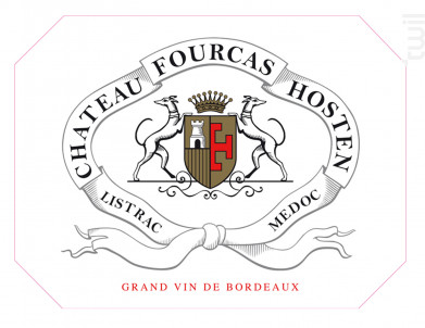 Château Fourcas Hosten - Château Fourcas Hosten - 2017 - Rouge