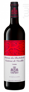 Fleurie - Château des Bachelards - 2015 - Rouge