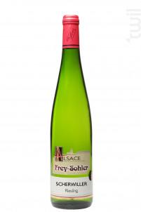 Scherwiller - ALSACE FREY-SOHLER - 2018 - Blanc
