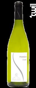 Prémice - Maison Philippe Grisard - 2018 - Blanc