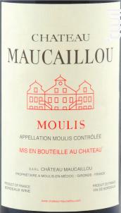 Château Maucaillou - Château Maucaillou - 2013 - Rouge