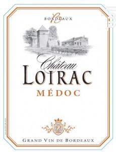 CHÂTEAU LOIRAC - Château Loirac - 2011 - Rouge
