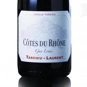 Guy Louis - Maison Tardieu Laurent - 2014 - Rouge