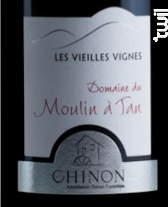 Vieilles Vignes - Domaine du Moulin à Tan - 2015 - Rouge