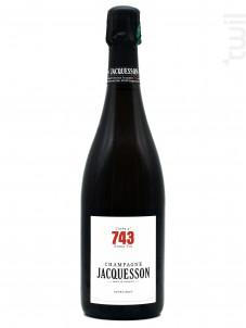 Champagne Jacquesson 743 Extra Brut - Champagne Jacquesson - Non millésimé - Effervescent