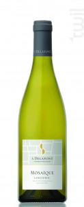 Languedoc Mosaïque Blanc - Maison S.Delafont - 2019 - Blanc