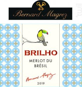 Brilho Merlot - Bernard Magrez - 2019 - Rouge