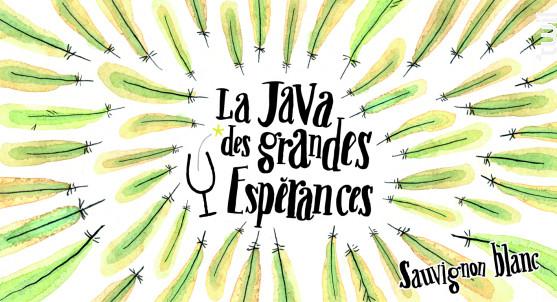 La Java - Maison SAGET LA PERRIERE - Domaines des Grandes Espérances - 2017 - Blanc
