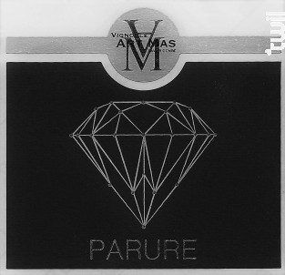 Parure - Art Mas - 2015 - Rouge
