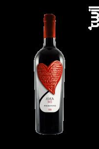 Primitivo Puglia IGP - Etike Vini - 2017 - Rouge