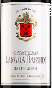 Château Langoa Barton - Château Langoa Barton - 2011 - Rouge