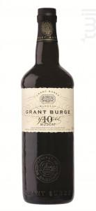 GRANT BURGE - Muscat 10 ans à petit grains - GRANT BURGE - Non millésimé - Blanc
