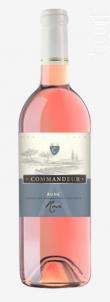 Aude Rosé - Commandeur - 2018 - Rosé