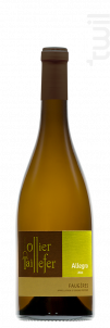 ALLEGRO AOP FAUGERES - DOMAINE OLLIER-TAILLEFER - 2018 - Blanc