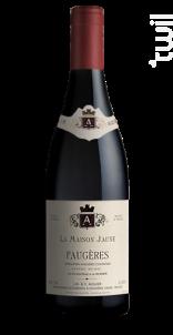 La Maison Jaune - Domaine Jean-Michel Alquier - 2013 - Rouge