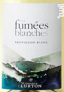 Les Fumées Blanches Sauvignon Blanc - Domaines François Lurton - 2016 - Blanc