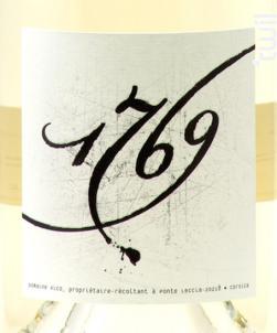 1769 - Clos Venturi - 2019 - Blanc