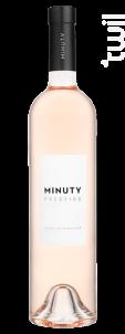 Cuvée Prestige - Château Minuty - 2020 - Rosé