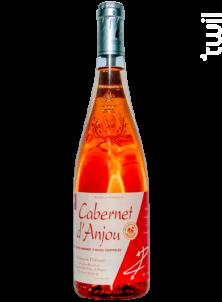 Cabernet d'Anjou - François Prévost - 2018 - Rosé