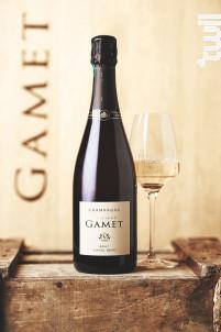 Brut Cuvée 5000 - Champagne Philippe Gamet - Non millésimé - Effervescent
