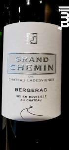 Grand Chemin - Château Ladesvignes - 2017 - Blanc