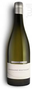 Chassagne-Montrachet - Domaine Bruno Colin - 2016 - Blanc