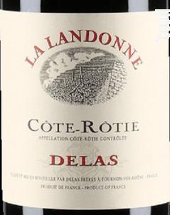 La Landonne - Maison Delas - 2017 - Rouge