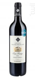Château Grand Français Cuvée Héritage - Château Grand Français - 2016 - Rouge