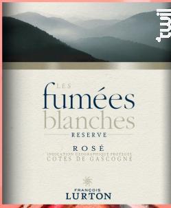 Magnum Les Fumées Blanches - Domaines François Lurton - 2017 - Rosé