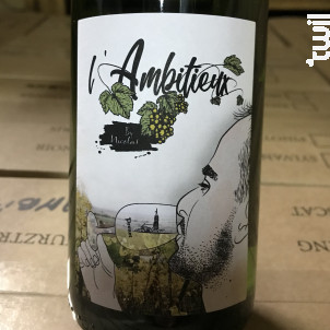 L'Ambitieux - Pinot Gris - Domaine Pernet - 2018 - Blanc